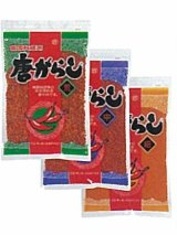 テーオー 韓国料理用唐辛子(荒・中・細)1kg×10